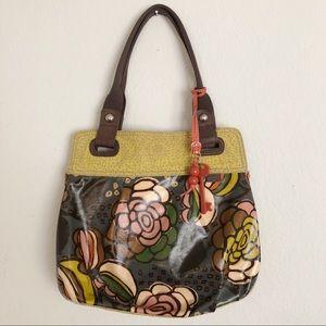 Fossil Key Per Shoulder Bag